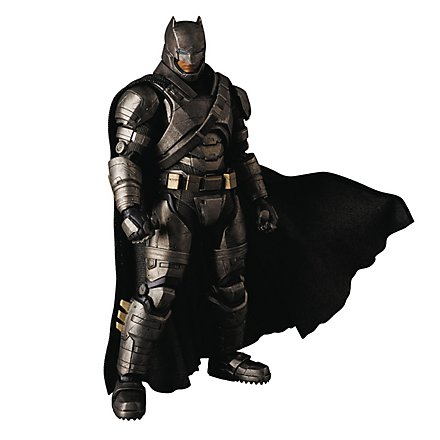 Batman v Superman - Actionfigur Batman in Rüstung MAF EX