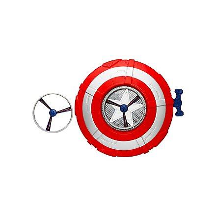 Captain America Action-Schild