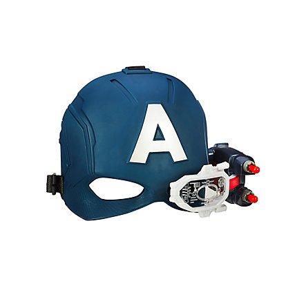 Captain America FX Helm für Kinder