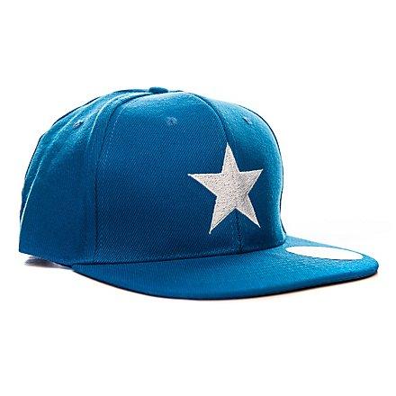 Captain America - Snapback Cap Star