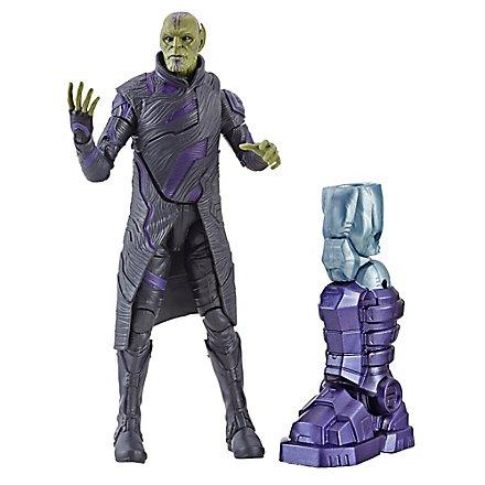 Captain Marvel - Actionfigur Marvel Legends Talos