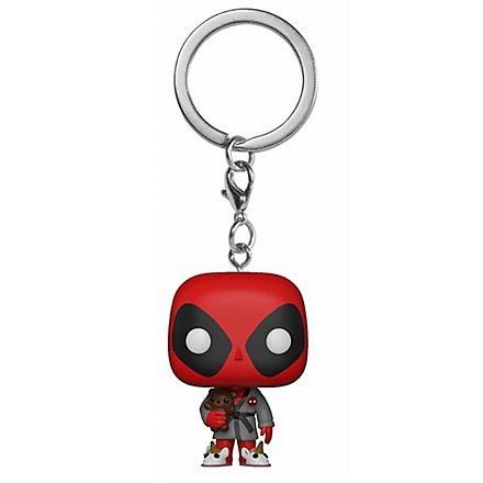 Deadpool - Bedtime Deadpool Pocket POP! Schlüsselanhänger (Exclusive)