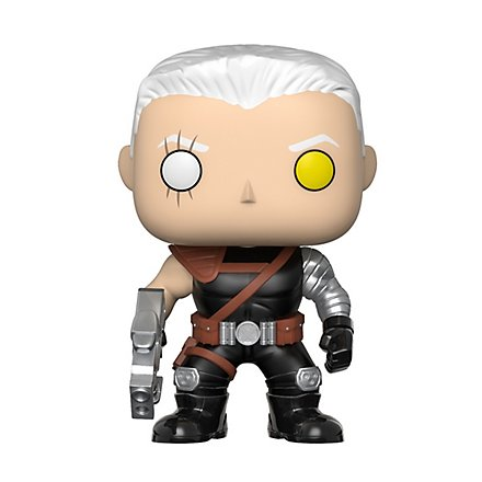 Deadpool - Cable Funko POP! Wackelkopf Figur