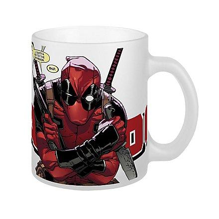 Deadpool - Tasse Have To Go