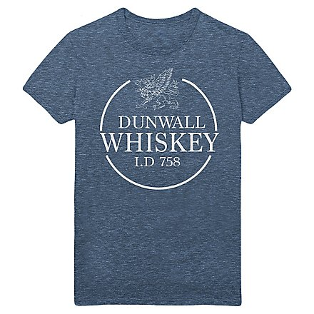 Dishonored 2 - T-Shirt Dunwall Whiskey