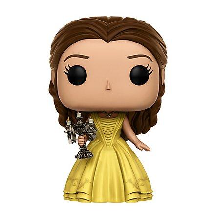 Disney - Belle mit Kerzenleuchter aus Die Schöne und das Biest 2017 Funko POP! Figur (Exclusive)