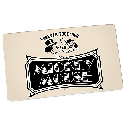 Disney - Brettchen Mickey & Minnie Vintage Forever Together