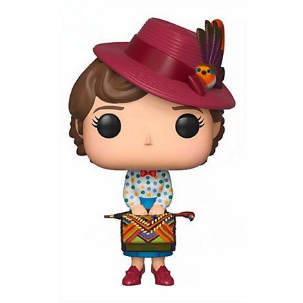 Disney - Mary Poppins mit Tasche Funko POP! Figur