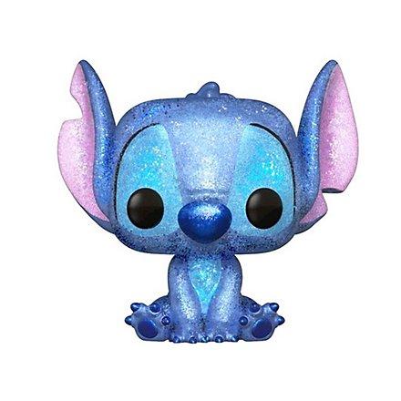 Disney - Snitch Diamond Glitter Funko Vinyl POP! Figur (Exclusive)