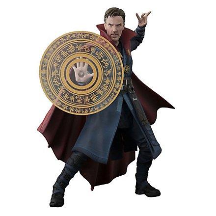 Doctor Strange - Actionfigur Doctor Strange mit Flammenset S.H. Figuarts