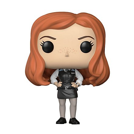 Doctor Who - Amy Pond Police Funko POP! Figur (Exclusive)