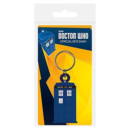 Doctor Who - Schlüsselanhänger Tardis
