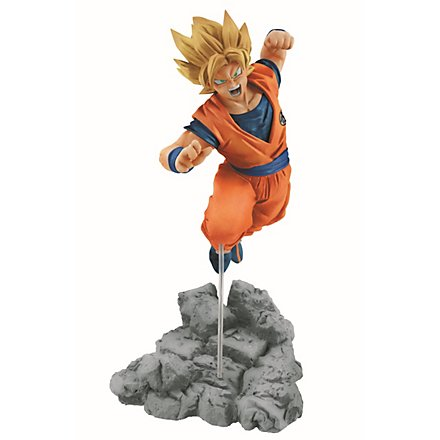 Dragon Ball - Dekofigur Super Saiyan Son Goku