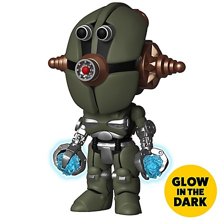 Fallout - Assaultron 5 Star Funko Figur