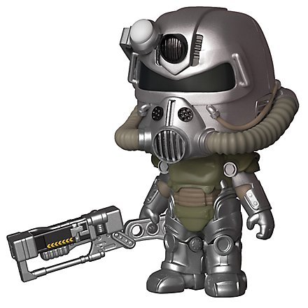 Fallout - T-51 Power Armor 5 Star Funko Figur