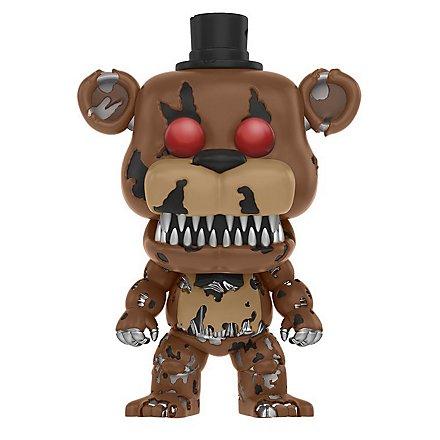 Five Nights at Freddy`s - Nightmare Freddy Funko POP! Figur