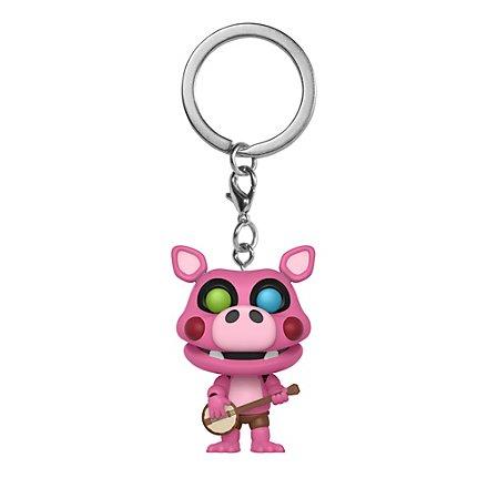 Five Nights at Freddy's - Pizza Sim: Pig Patch Funko Pocket POP! Schlüsselanhänger