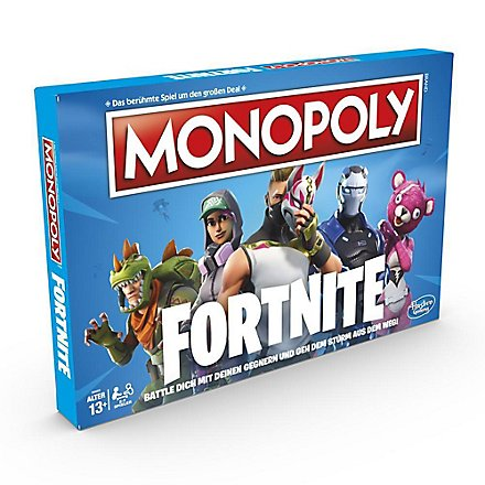 Fortnite - Monopoly Fortnite