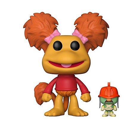 Fraggles - Red mit Doozer Funko POP! Figur