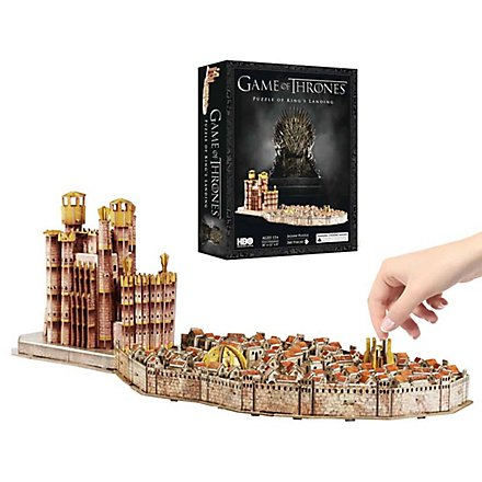 Game of Thrones - 3D Puzzle King's Landing