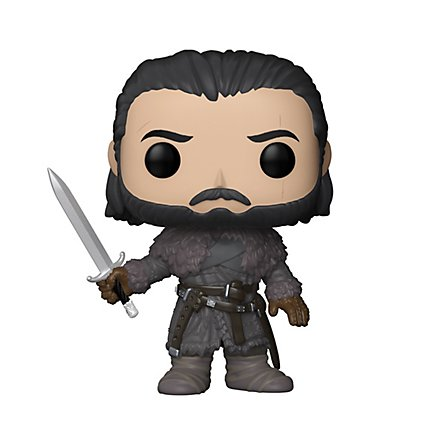 Game of Thrones - Jon Snow (Beyond the Wall) Funko POP! Figur