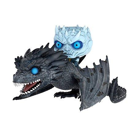 Game of Thrones - Night King auf Drachen Funko Pop! Figur