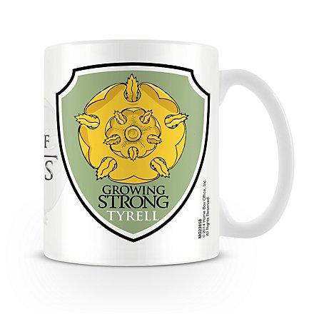 Game of Thrones - Tasse Wappen Tyrell