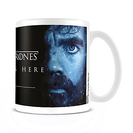 Game of Thrones - Tasse Winter Is Here mit Tyrion