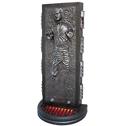 Han Solo im Carbonitbock Life-Size-Statue