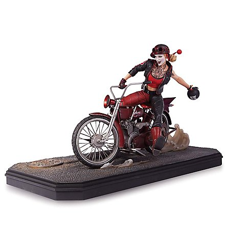 Harley Quinn - Statue Harley Quinn Gotham City Garage DC Collectibles