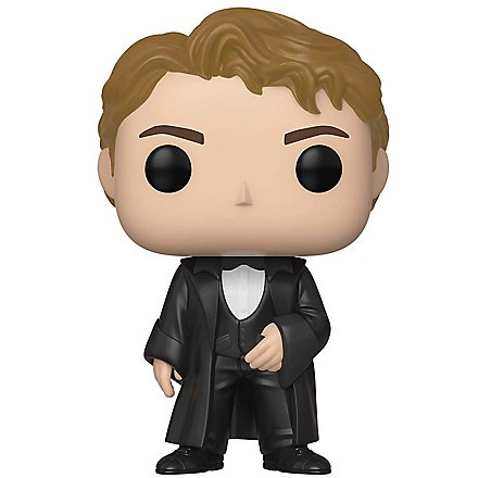 Harry Potter - Cedric Diggory (Yule) Funko POP! Figur