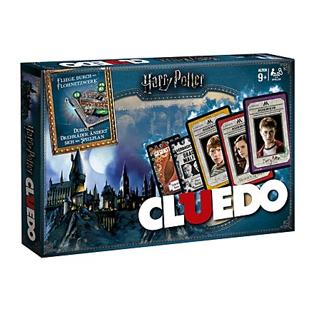 Harry Potter - Cluedo Brettspiel Collecters Edition
