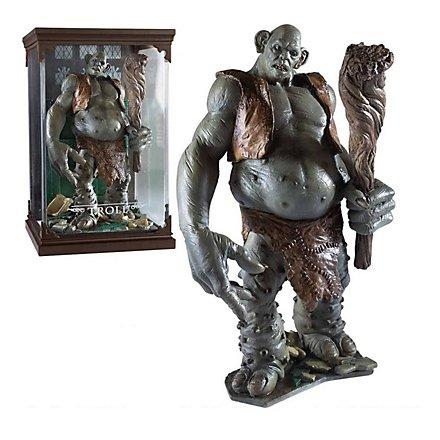 Harry Potter - Figur Troll Magical Creatures