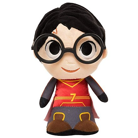 Harry Potter - Plüschfigur Harry Quidditch SuperCute