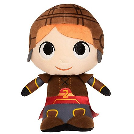 Harry Potter - Plüschfigur Ron Quidditch SuperCute