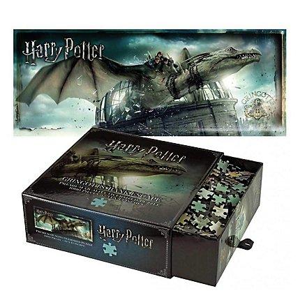 Harry Potter - Puzzle Die Flucht aus Gringotts Bank