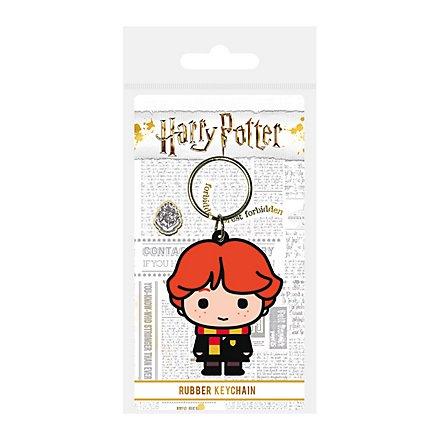 Harry Potter - Schlüsselanhänger aus Gummi Ron Weasley Chibi