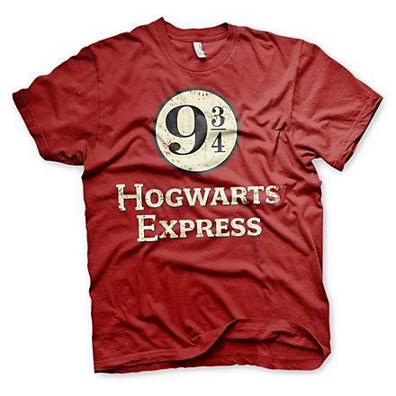 Harry Potter - T-Shirt Hogwarts Express Platform 9 3/4