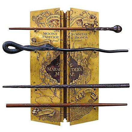 "Harry Potter - Zauberstabkollektion mit Display ""The Marauders"""