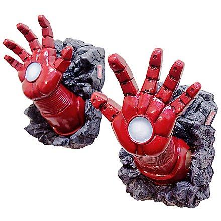 Iron Man - Iron Mans Handschuhe Wallbreaker