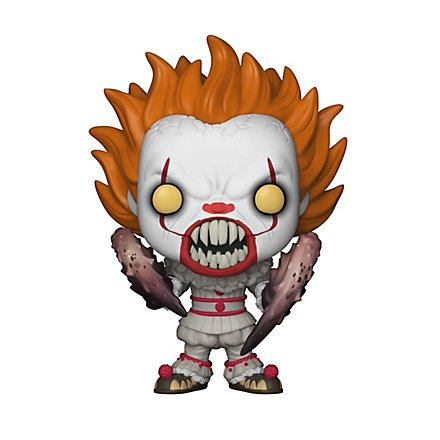 IT - Pennywise mit Spinnenbeinen Funko POP! Figur