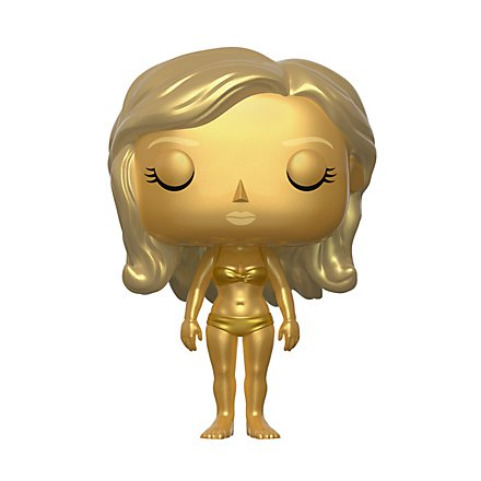 James Bond - Golden Girl aus Goldfinger Funko POP! Figur