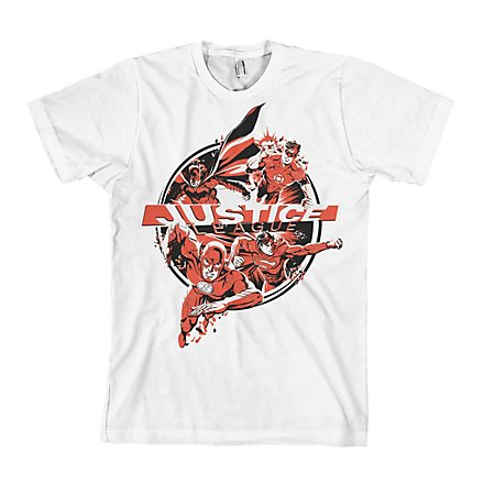 Justice League - Kinder T-Shirt Heroes