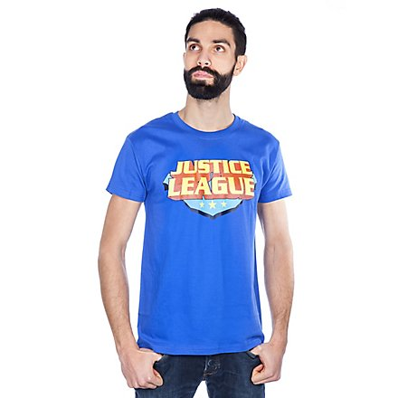 Justice League T-Shirt Logo