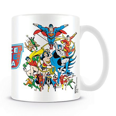 Justice League - Tasse Justice League