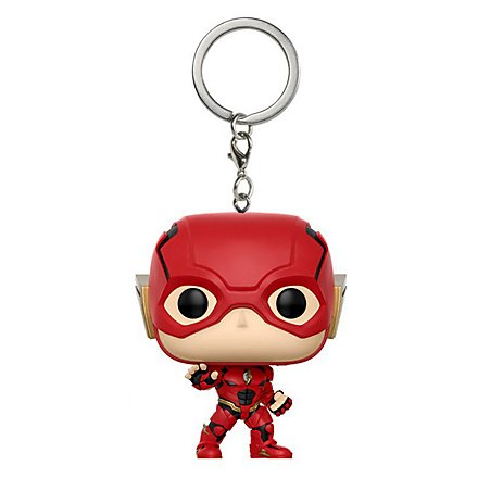 Justice League - The Flash Pocket POP! Schlüsselanhänger