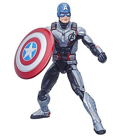Marvel - Actionfigur Captain America Marvel Legends Series Endgame