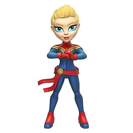 Marvel - Captain Marvel Rock Candy Figur
