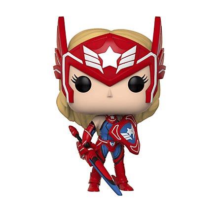 Marvel - Sharon Rogers Funko POP! Wackelkopf Figur