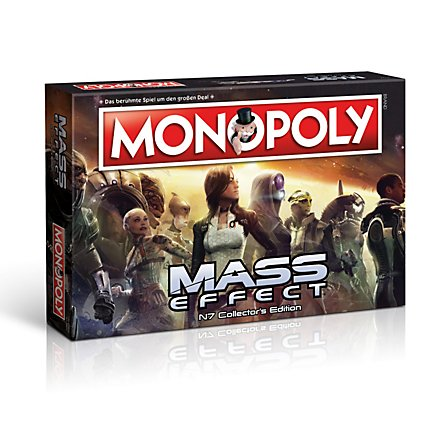 Mass Effect - Monopoly